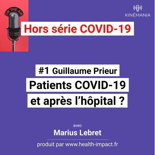 #1 Hors Série - Kiné et COVID-19 à l'hôpital, je fais quoi ? - Conseils