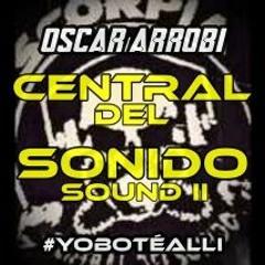 CENTRAL DEL SONIDO SOUNDII/oscarArrobi