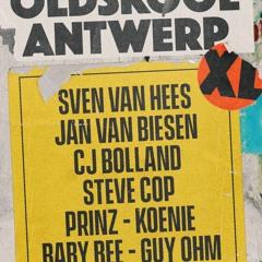 live @ Oldskool Antwerp XL (25/09/2021)
