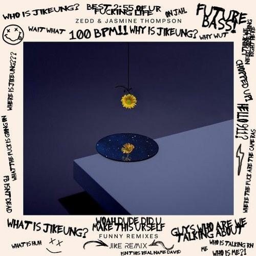 Zedd & Jasmine Thompson - Funny (jike. remix)