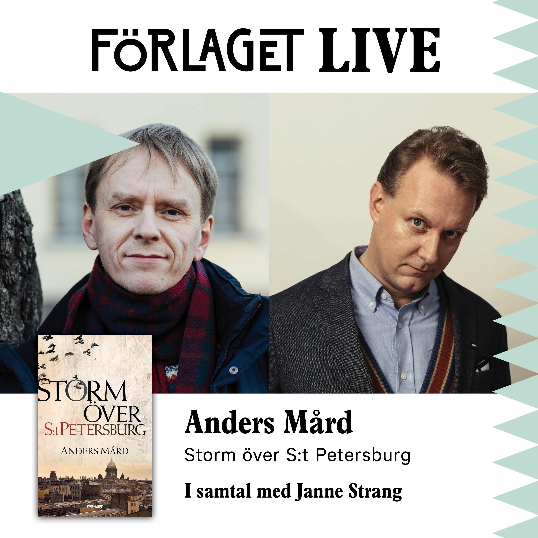 Storm Över St Petersburg | Anders Mård och Janne Strang