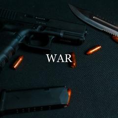 """War "" New Rap Hip Hop Instrumental 2021 | Prod. By Lpl Beatz x AnijaR"