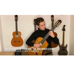 Deborah's Theme - Ennio Morricone