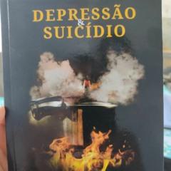 Depressão E Suicídio - Meu Primeiro Livro Em Coautoria