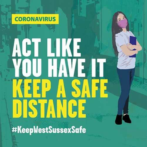 Keep West Sussex Safe - Dr Tony Hill