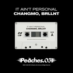 IT AIN'T PERSONAL (Produced by BRLLNT)