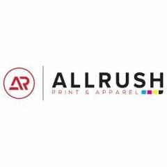 Calgary Custom Merch Printing | AllRush Print & Apparel
