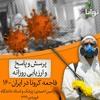 پرسش و پاسخ و ارزیابی روزانه فاجعه کرونا در ایران، رامین احمدی - ۱۶