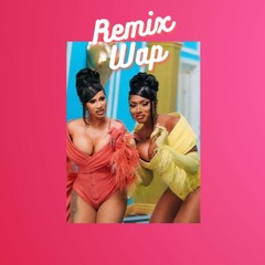 Remix Cardi B - WAP feat. Megan Thee Stallion - (Remix afro dance) ♫ Nass Beatz ♫