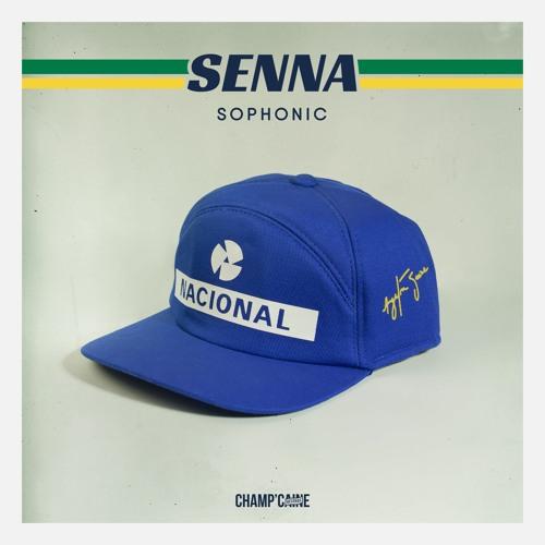 RACING CLUB SERIE #03 - SENNA/RACE