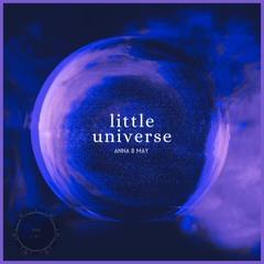 Anna B May - little universe (Riversilvers Remix)