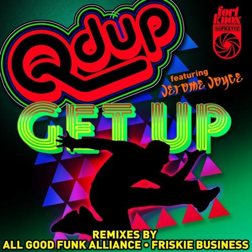 Get up Remixes