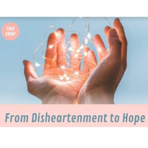 From Disheartenment To Hope - Linda Lee - Thursday 10th June 2021 - Stanmore