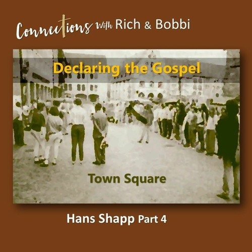 Hans Shapp - Part 4 - Adventures In Sharing His Message