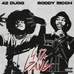 42 Dugg ft. Roddy Ricch - 4 Da Gang - Type Instrumental | Type Beat
