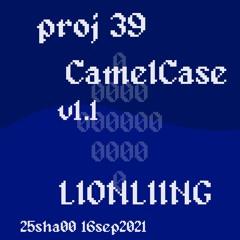 proj39 Camel Case v1.1 (LIONLIING)