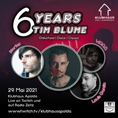 Starfox @ 6 Years Tim Blume Klubhaus Apolda Stream