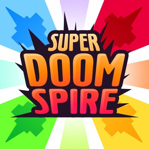 Super Doomspire - Lava
