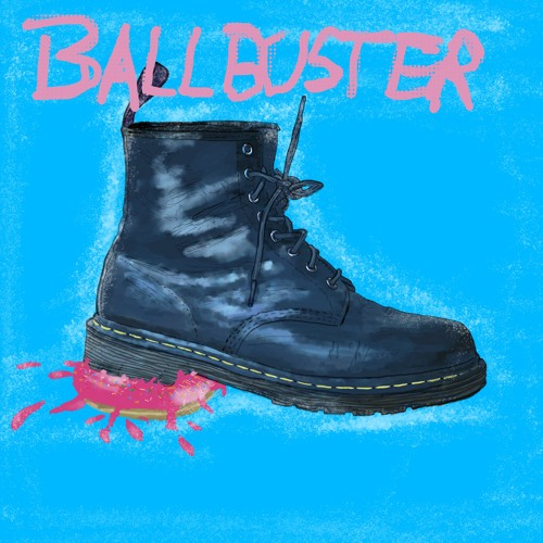 Andrew Applepie - Ball Buster