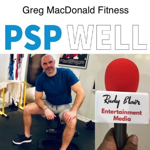 Intv w Greg MacDonald (Greg MacDonald Fitness) on Staying in Shape during the  Coronavirus Outbreak