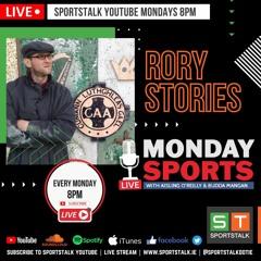 Monday Sports Live On Sportstalk.ie #2