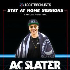AC Slater - 1001Tracklists Virtual Festival
