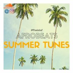 New Afrobeats mix 2021 - Sounds Like Outside!
