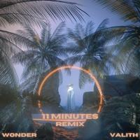 YUNGBLUD, Halsey - 11 Minutes Ft. Travis Barker (Wonder & Valith Remix)