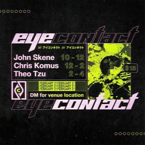 Eye Contact - 21 Feb 2020