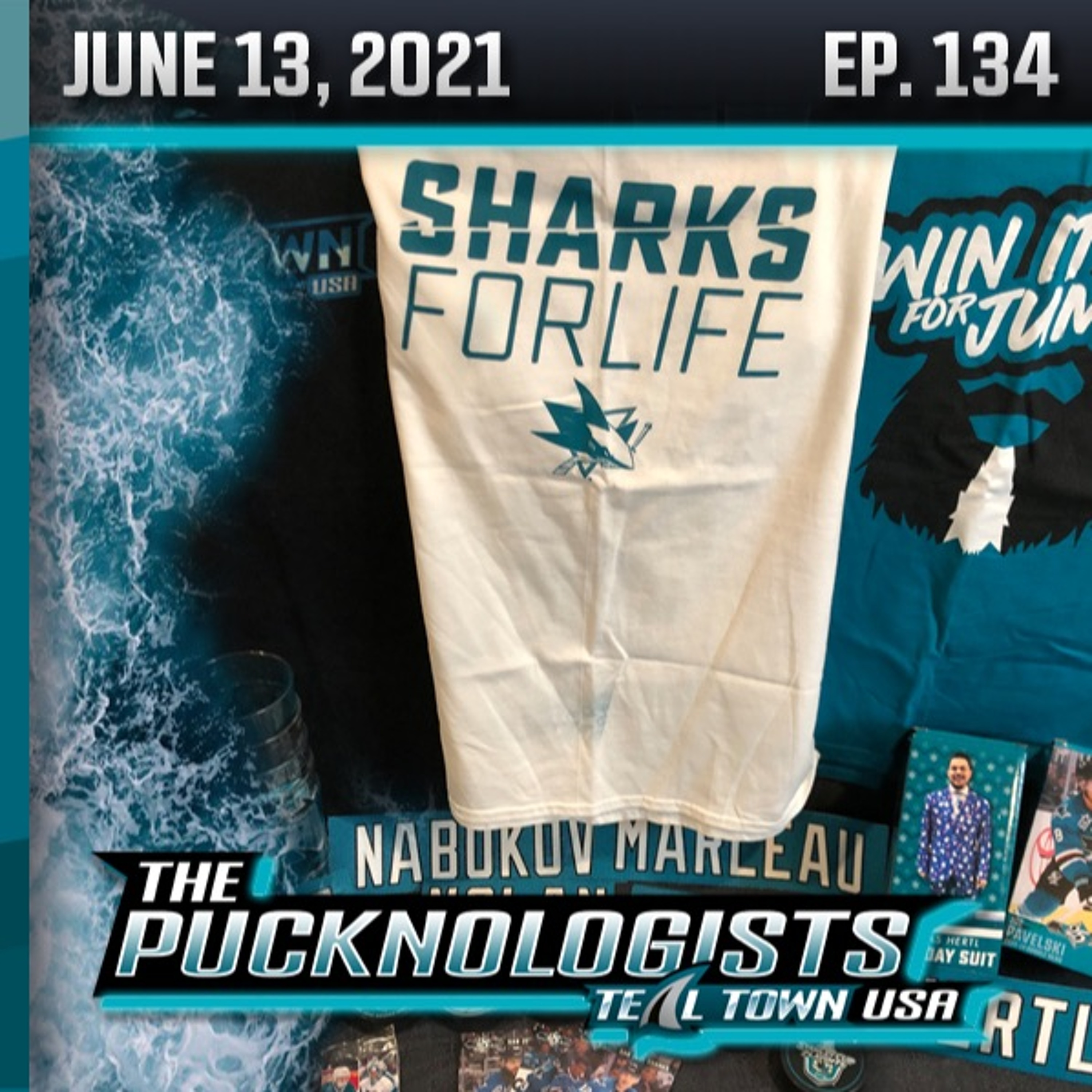 Summer Check-In, Weekly Summer Giveaway, Jersey Mash-Ups - The Pucknologists 134