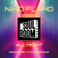 SRR00033 : Niko Flako - All Night (Original Mix)