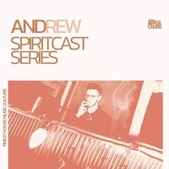 Spiritcast Series   Andrew