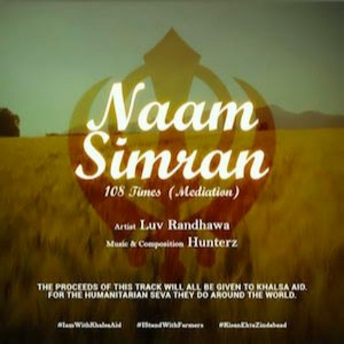 Luv Randhawa & Hunterz - Naam Simran