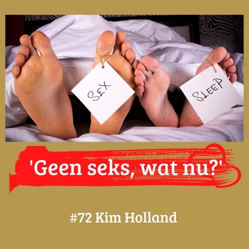 #72 'Op Zoek Naar De Liefde; Geen seks, wat nu?' in gesprek met liefdesexpert Kim Holland