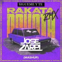 Moncho Chavea x Original Elías x Yotuel x C de cama - Sigueme y te Rakata REMIX (Jose Zarpi Mashup)
