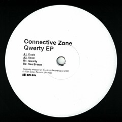 Connective Zone - Qwerty EP (dsr-x22)
