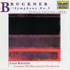Bruckner: Symphony No. 5 in B-flat Major: IV.  Finale:  Adagio; Allegro