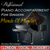 Miracle of Miracles ('Fiddler On the Roof' Piano Accompaniment) [Professional Karaoke Backing Track]