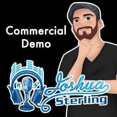 Joshua Sterling - VO Demo - Commercial