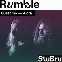 Rumble Guest mix - Studio Brussel
