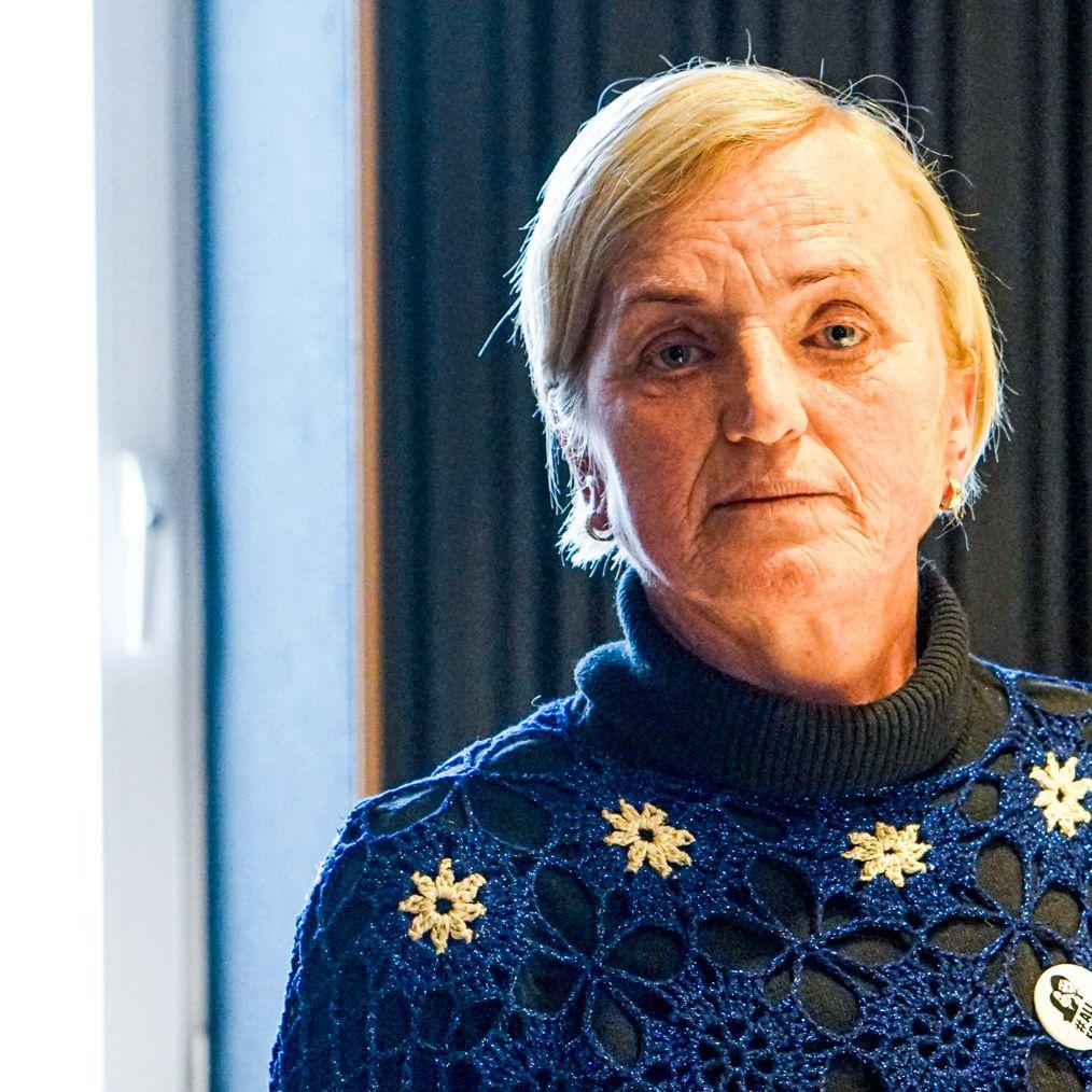 Zlatica Kušnírová – Zsuzsová určite nevyronila slzu pre nás a naše deti