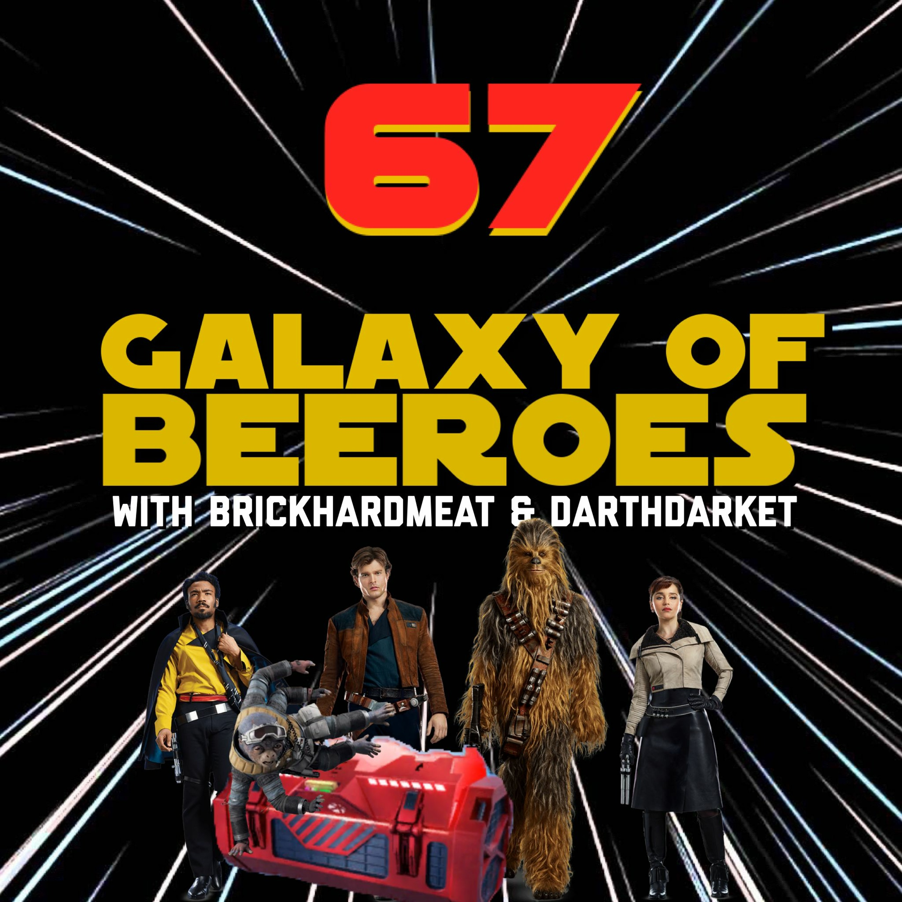 Episode 67 - Conquest Reactions & Solo Review - Hosted by Brickhardmeat & DarthDarket