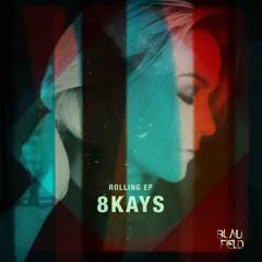 Premiere: 8Kays - Waiting In The Dark ft. Diana Miro [Blaufield]