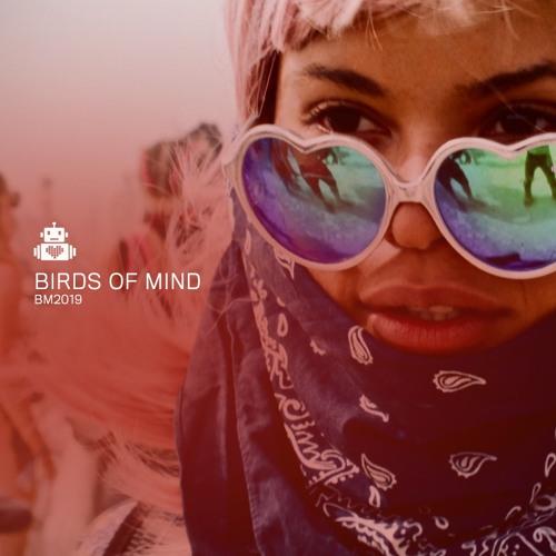 Birds of Mind - Robot Heart - Burning Man 2019