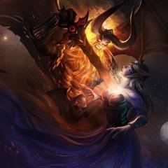 Pallas - the titan god of Warcraft!