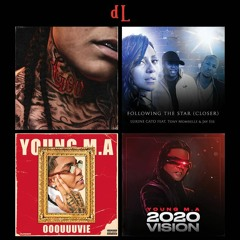 Young M.A: Crossroads 3 & 4 [Ft. Lil Nas X, Niska, Rae Sremmurd, ILoveMakonnen, Nate Dogg & more]