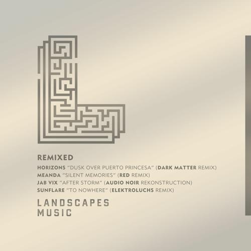 Meanda - Silent Memories (RED Remix)[LANDSCAPES MUSIC 030]