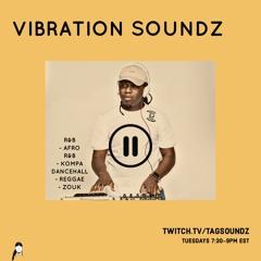 VIBRATION SOUNDZ 1-11-21