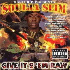''From What I Was Told''  Soulja Slim  (1998) Official Instrumental