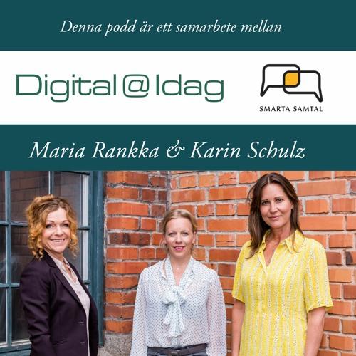 Digital@Idag I Smarta samtal #11 Digitalisera för bättre hälsa